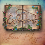 Enchantment Official Blogger Logo